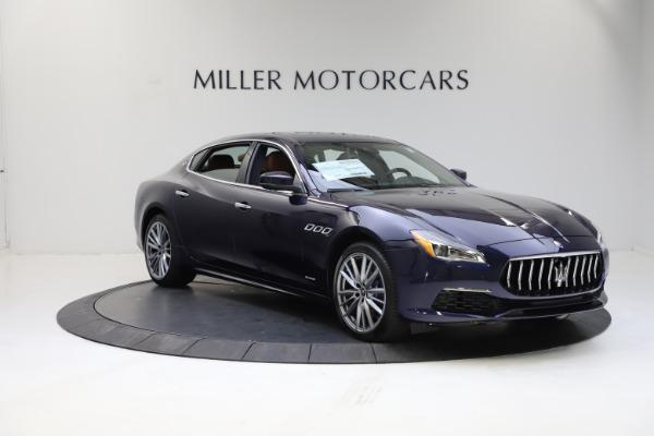 New 2021 Maserati Quattroporte S Q4 GranLusso for sale $123,549 at Alfa Romeo of Greenwich in Greenwich CT 06830 10