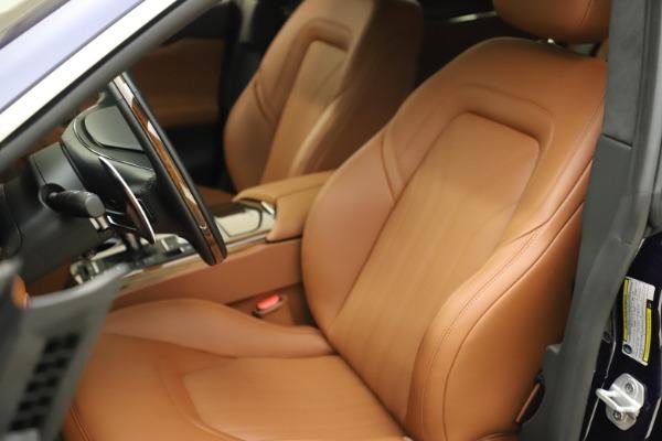New 2021 Maserati Quattroporte S Q4 GranLusso for sale $123,549 at Alfa Romeo of Greenwich in Greenwich CT 06830 14