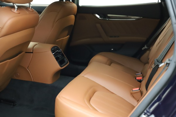 New 2021 Maserati Quattroporte S Q4 GranLusso for sale $123,549 at Alfa Romeo of Greenwich in Greenwich CT 06830 16