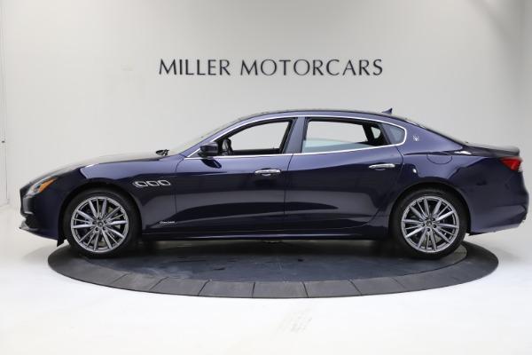 New 2021 Maserati Quattroporte S Q4 GranLusso for sale $123,549 at Alfa Romeo of Greenwich in Greenwich CT 06830 2