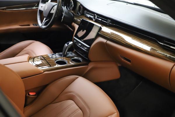 New 2021 Maserati Quattroporte S Q4 GranLusso for sale $123,549 at Alfa Romeo of Greenwich in Greenwich CT 06830 20
