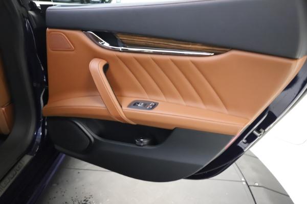 New 2021 Maserati Quattroporte S Q4 GranLusso for sale $123,549 at Alfa Romeo of Greenwich in Greenwich CT 06830 22