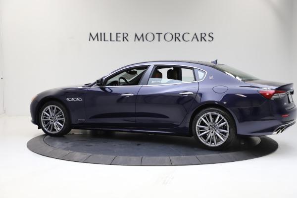 New 2021 Maserati Quattroporte S Q4 GranLusso for sale $123,549 at Alfa Romeo of Greenwich in Greenwich CT 06830 3