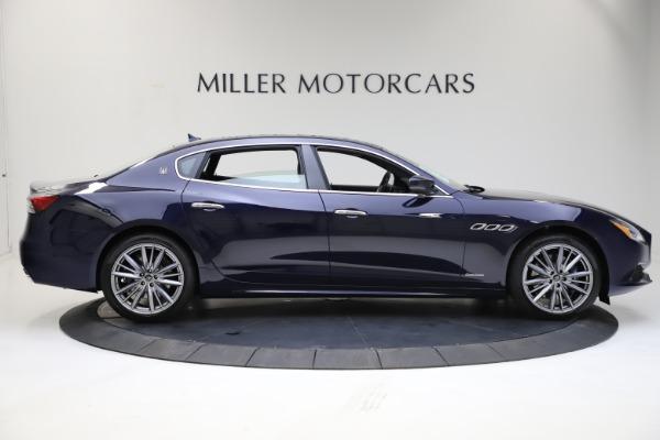 New 2021 Maserati Quattroporte S Q4 GranLusso for sale $123,549 at Alfa Romeo of Greenwich in Greenwich CT 06830 8