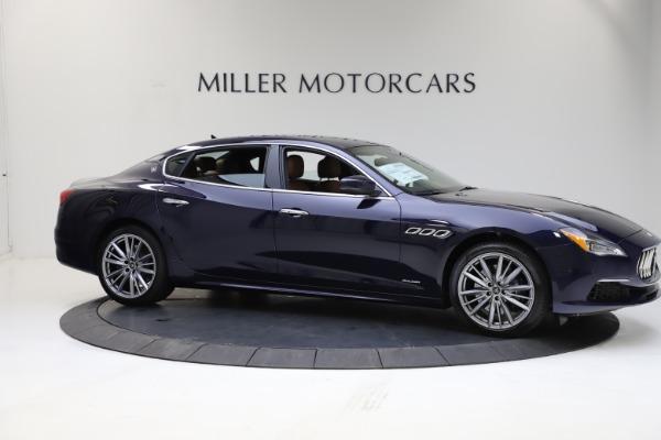 New 2021 Maserati Quattroporte S Q4 GranLusso for sale $123,549 at Alfa Romeo of Greenwich in Greenwich CT 06830 9