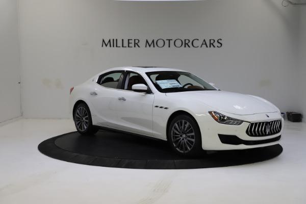 New 2021 Maserati Ghibli S Q4 for sale $85,754 at Alfa Romeo of Greenwich in Greenwich CT 06830 10