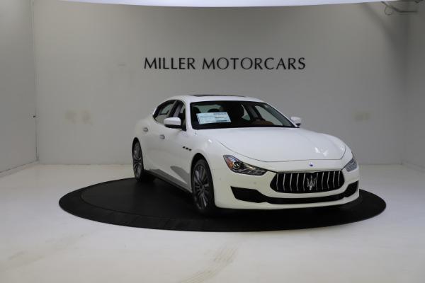 New 2021 Maserati Ghibli S Q4 for sale $85,754 at Alfa Romeo of Greenwich in Greenwich CT 06830 11