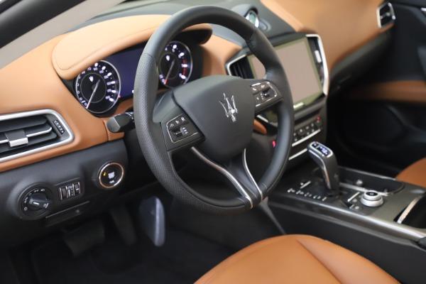 New 2021 Maserati Ghibli S Q4 for sale $85,754 at Alfa Romeo of Greenwich in Greenwich CT 06830 13