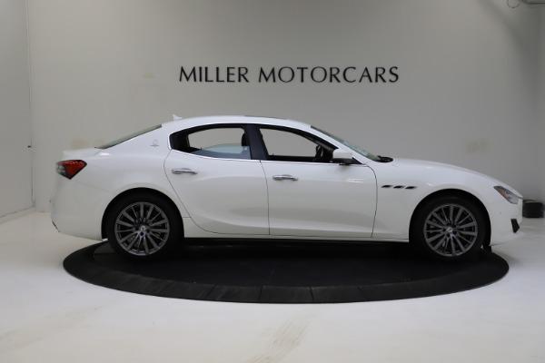New 2021 Maserati Ghibli S Q4 for sale $85,754 at Alfa Romeo of Greenwich in Greenwich CT 06830 8