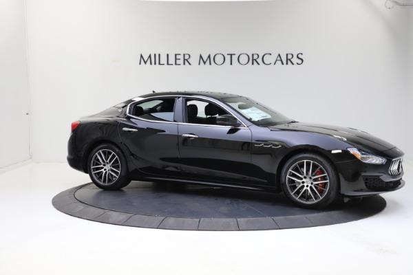 New 2021 Maserati Ghibli S Q4 for sale $86,654 at Alfa Romeo of Greenwich in Greenwich CT 06830 12