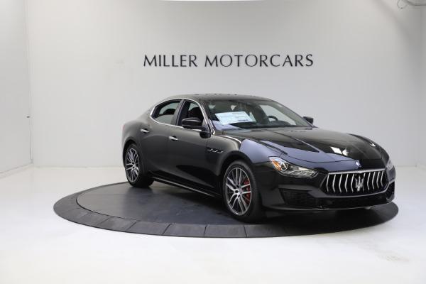 New 2021 Maserati Ghibli S Q4 for sale $86,654 at Alfa Romeo of Greenwich in Greenwich CT 06830 13