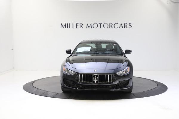 New 2021 Maserati Ghibli S Q4 for sale $86,654 at Alfa Romeo of Greenwich in Greenwich CT 06830 14