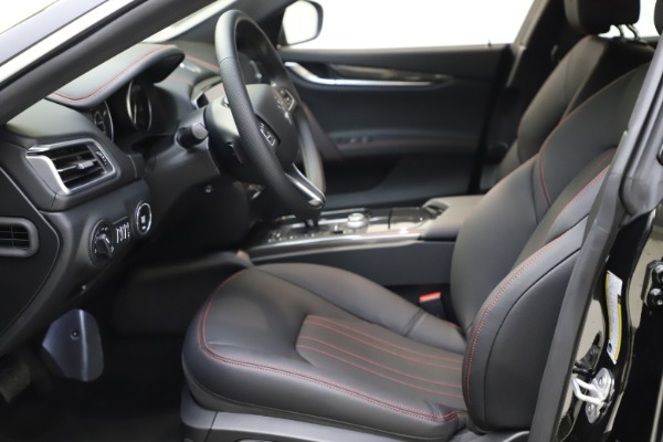New 2021 Maserati Ghibli S Q4 for sale $86,654 at Alfa Romeo of Greenwich in Greenwich CT 06830 16