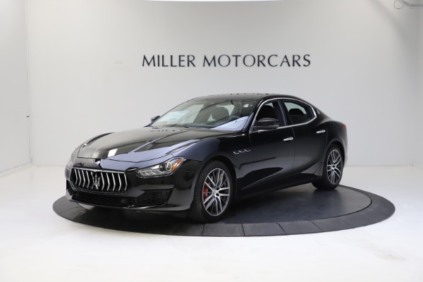 New 2021 Maserati Ghibli S Q4 for sale $86,654 at Alfa Romeo of Greenwich in Greenwich CT 06830 3