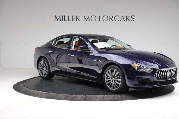 New 2021 Maserati Ghibli S Q4 for sale $86,954 at Alfa Romeo of Greenwich in Greenwich CT 06830 10