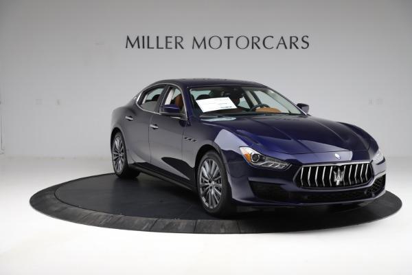 New 2021 Maserati Ghibli S Q4 for sale $86,954 at Alfa Romeo of Greenwich in Greenwich CT 06830 11
