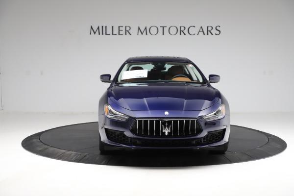 New 2021 Maserati Ghibli S Q4 for sale $86,954 at Alfa Romeo of Greenwich in Greenwich CT 06830 12