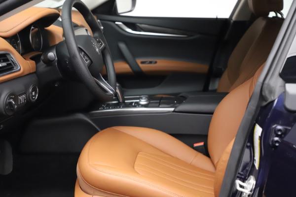 New 2021 Maserati Ghibli S Q4 for sale $86,954 at Alfa Romeo of Greenwich in Greenwich CT 06830 13