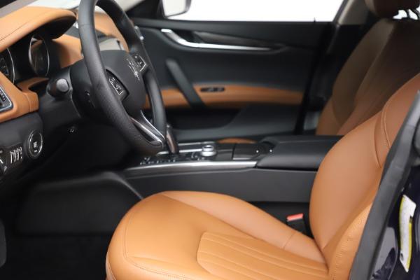 New 2021 Maserati Ghibli S Q4 for sale $86,954 at Alfa Romeo of Greenwich in Greenwich CT 06830 14
