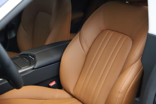 New 2021 Maserati Ghibli S Q4 for sale $86,954 at Alfa Romeo of Greenwich in Greenwich CT 06830 15