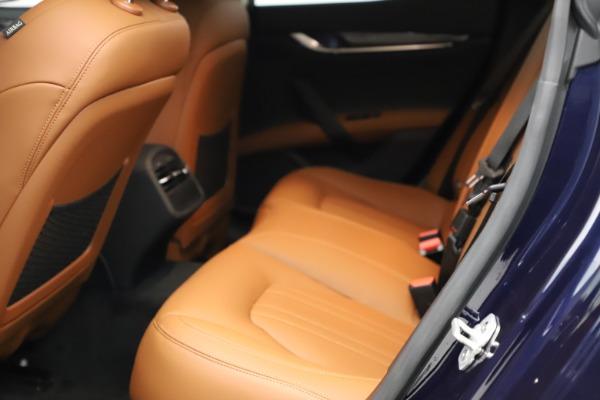 New 2021 Maserati Ghibli S Q4 for sale $86,954 at Alfa Romeo of Greenwich in Greenwich CT 06830 17