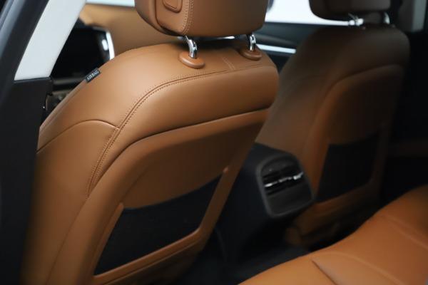 New 2021 Maserati Ghibli S Q4 for sale $86,954 at Alfa Romeo of Greenwich in Greenwich CT 06830 18