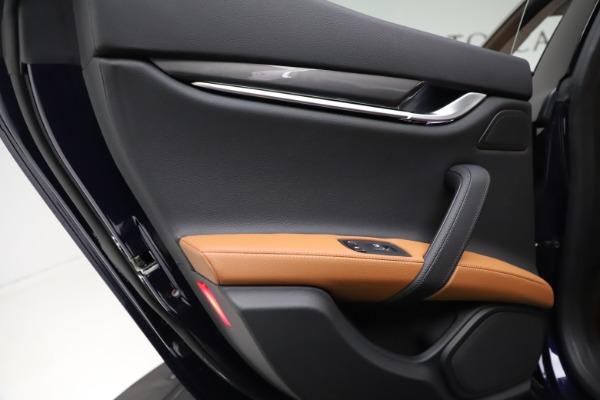 New 2021 Maserati Ghibli S Q4 for sale $86,954 at Alfa Romeo of Greenwich in Greenwich CT 06830 19