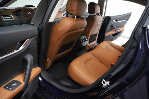 New 2021 Maserati Ghibli S Q4 for sale $86,954 at Alfa Romeo of Greenwich in Greenwich CT 06830 21