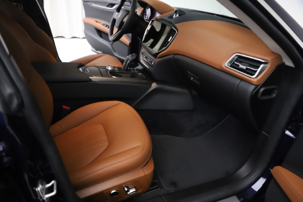 New 2021 Maserati Ghibli S Q4 for sale $86,954 at Alfa Romeo of Greenwich in Greenwich CT 06830 22