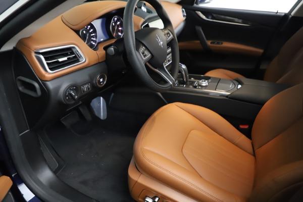New 2021 Maserati Ghibli S Q4 for sale $86,954 at Alfa Romeo of Greenwich in Greenwich CT 06830 23