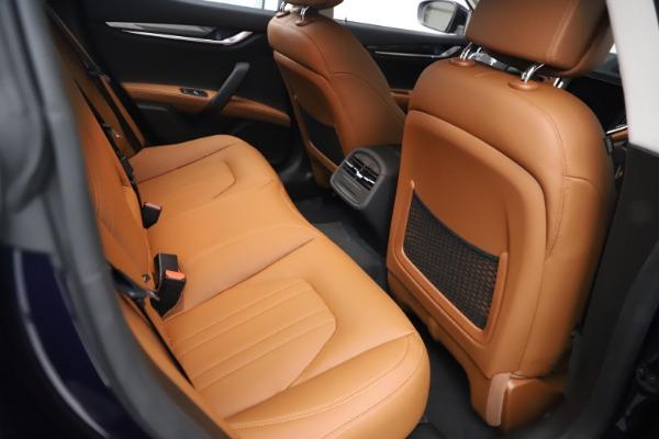 New 2021 Maserati Ghibli S Q4 for sale $86,954 at Alfa Romeo of Greenwich in Greenwich CT 06830 24
