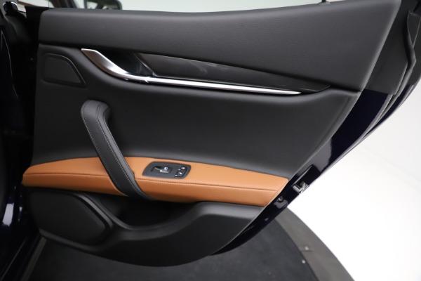 New 2021 Maserati Ghibli S Q4 for sale $86,954 at Alfa Romeo of Greenwich in Greenwich CT 06830 25