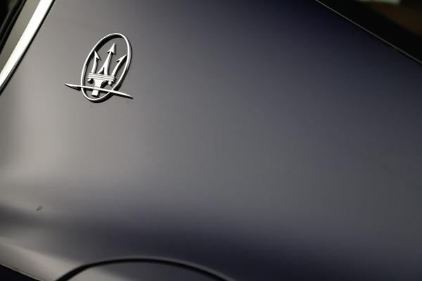 New 2021 Maserati Ghibli S Q4 for sale $86,954 at Alfa Romeo of Greenwich in Greenwich CT 06830 26