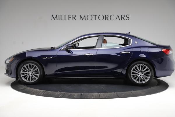 New 2021 Maserati Ghibli S Q4 for sale $86,954 at Alfa Romeo of Greenwich in Greenwich CT 06830 3