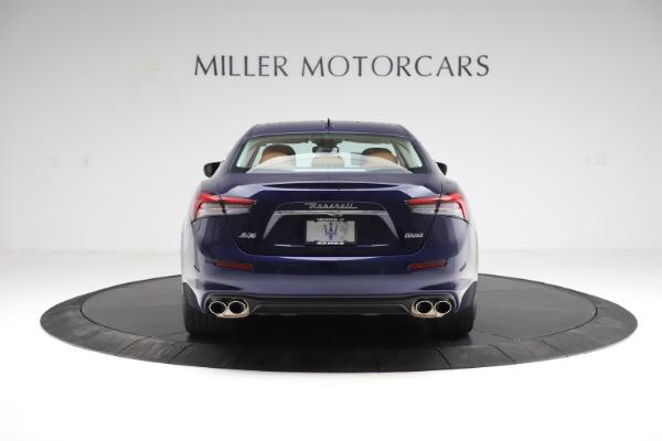 New 2021 Maserati Ghibli S Q4 for sale $86,954 at Alfa Romeo of Greenwich in Greenwich CT 06830 6