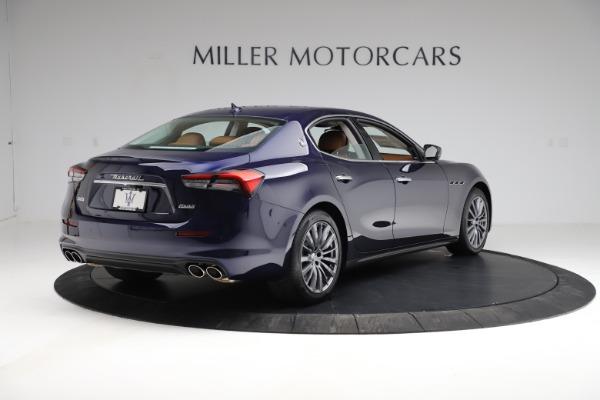 New 2021 Maserati Ghibli S Q4 for sale $86,954 at Alfa Romeo of Greenwich in Greenwich CT 06830 7