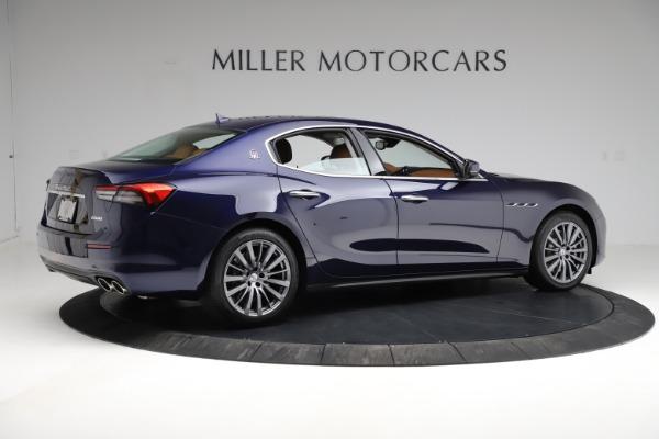 New 2021 Maserati Ghibli S Q4 for sale $86,954 at Alfa Romeo of Greenwich in Greenwich CT 06830 8