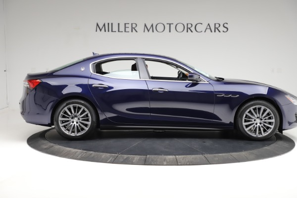 New 2021 Maserati Ghibli S Q4 for sale $86,954 at Alfa Romeo of Greenwich in Greenwich CT 06830 9