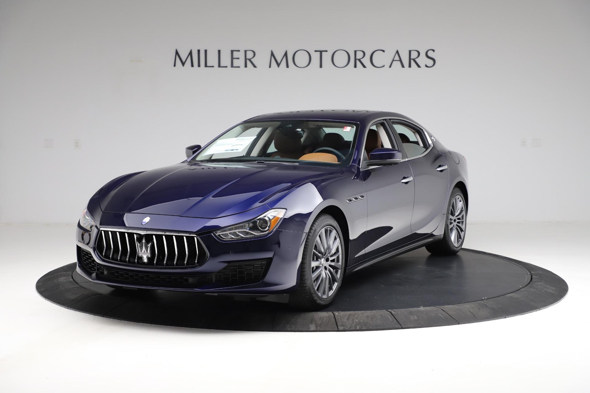 New 2021 Maserati Ghibli S Q4 for sale $86,954 at Alfa Romeo of Greenwich in Greenwich CT 06830 1