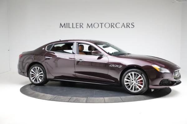 New 2021 Maserati Quattroporte S Q4 for sale $114,149 at Alfa Romeo of Greenwich in Greenwich CT 06830 10