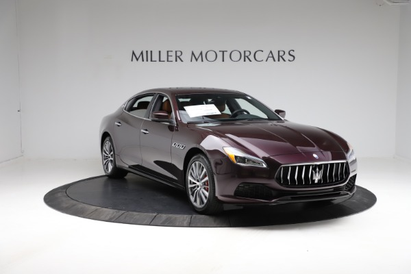 New 2021 Maserati Quattroporte S Q4 for sale $114,149 at Alfa Romeo of Greenwich in Greenwich CT 06830 11