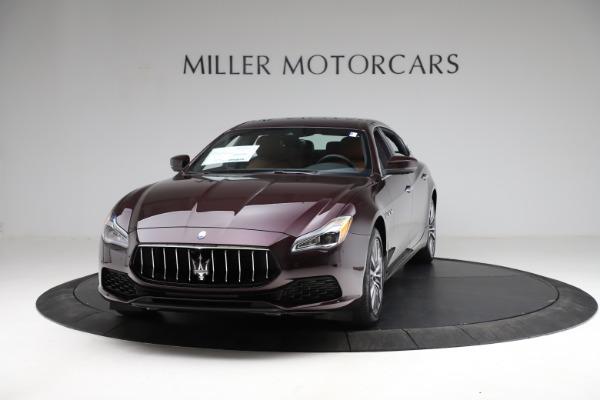 New 2021 Maserati Quattroporte S Q4 for sale $114,149 at Alfa Romeo of Greenwich in Greenwich CT 06830 12