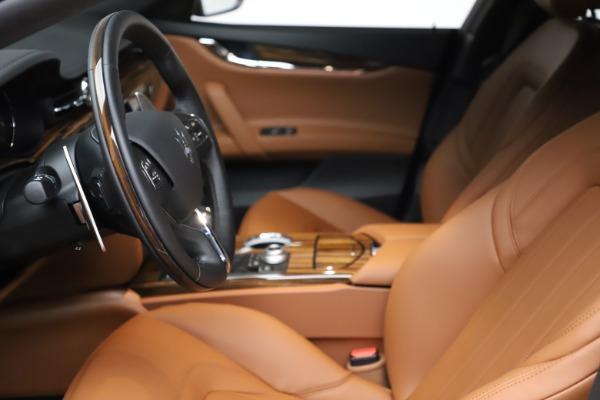 New 2021 Maserati Quattroporte S Q4 for sale $114,149 at Alfa Romeo of Greenwich in Greenwich CT 06830 14