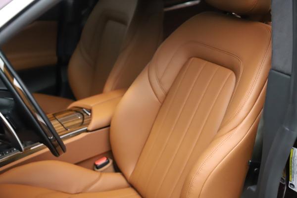 New 2021 Maserati Quattroporte S Q4 for sale $114,149 at Alfa Romeo of Greenwich in Greenwich CT 06830 15