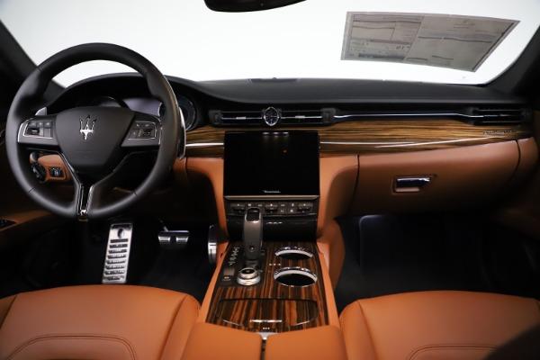 New 2021 Maserati Quattroporte S Q4 for sale $114,149 at Alfa Romeo of Greenwich in Greenwich CT 06830 16