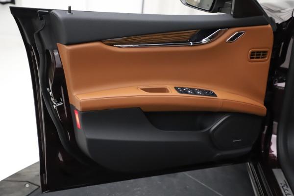 New 2021 Maserati Quattroporte S Q4 for sale $114,149 at Alfa Romeo of Greenwich in Greenwich CT 06830 17