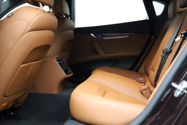 New 2021 Maserati Quattroporte S Q4 for sale $114,149 at Alfa Romeo of Greenwich in Greenwich CT 06830 18