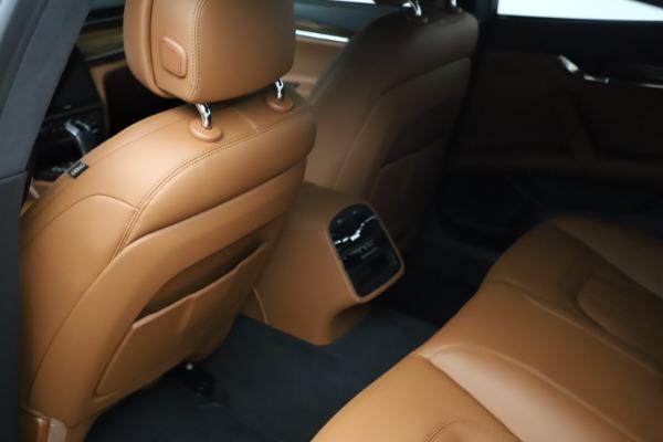New 2021 Maserati Quattroporte S Q4 for sale $114,149 at Alfa Romeo of Greenwich in Greenwich CT 06830 19