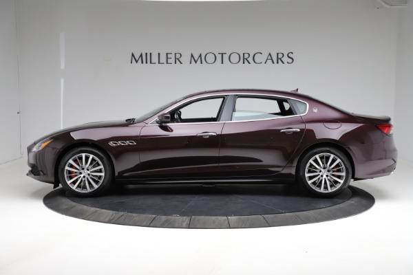 New 2021 Maserati Quattroporte S Q4 for sale $114,149 at Alfa Romeo of Greenwich in Greenwich CT 06830 2