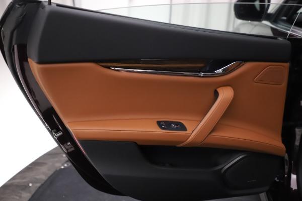 New 2021 Maserati Quattroporte S Q4 for sale $114,149 at Alfa Romeo of Greenwich in Greenwich CT 06830 20